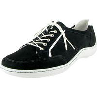 Black/White Nubuck