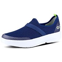Oomg Fibre Low White/Navy