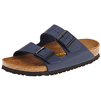 Arizona Soft Footbed Navy Birko-Flor Narrow Width