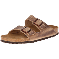 Arizona Soft Footbed Tobacco Oiled Leather Narrow Width