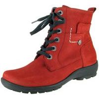 Dede Holma Boot Red WR Nubuck