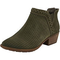 Perry Suede Classic Olive