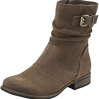 Butternut Suede Warm Taupe Multi