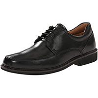 Men's Holton Apron Toe Tie Black