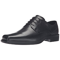 Men's Johannesburg Plain Toe Black