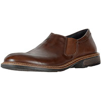 Men's Director Toffee Brown Leather
