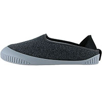 Kush Classic Slipper Dark Grey With Light Grey Removable Sole