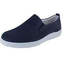 Molly Herne Navy Soft Nubuck