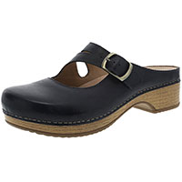 Britney Navy Burnished Nubuck