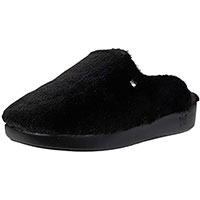 Leisurelee Black Slipper