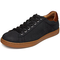 Men's Baldwin Black Nubuck