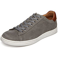 Men's Baldwin Charcoal Nubuck