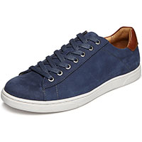 Men's Baldwin Navy Nubuck