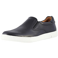 Men's Brody Black Leather