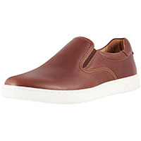 Men's Brody Dark Tan Leather