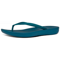 Iqushion Ergonomic Flip-Flops Sea Blue