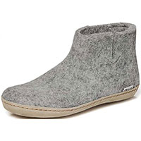 Low Boot Grey