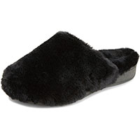 Gemma Plush Black