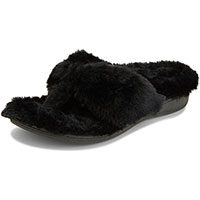 Gracie Plush Black