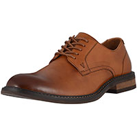Men's Graham Dark Tan Leather