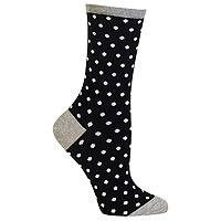 Small Polka Dots Blk