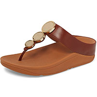 Halo Toe-Thong Cognac