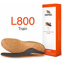 Mens Train Orthotic Neutral