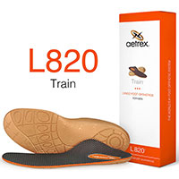 Mens Train Orthotic Posted
