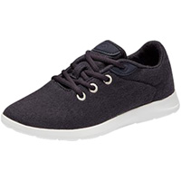 Men's Lace Up Carbon Grey