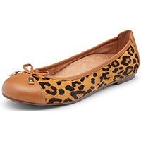 Minna Leopard Tan