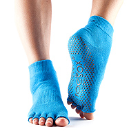 Grip Half Toe Ankle Skydiver