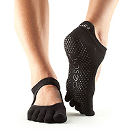 Grip Full Toe Bellarina Black