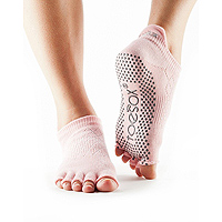 Grip Half Toe Low Rise Fishnet Kiss
