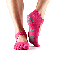 Dance Full Toe Plie Fuchsia