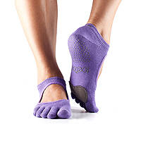 Dance Full Toe Plie Light Purple