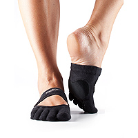 Dance Full Toe Releve Black