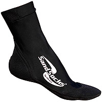 Sand Socks Black