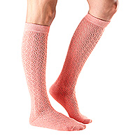 Casual Izzy Knee High Knit Sherbert