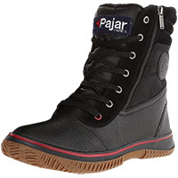 Men's Trooper Boot Black/Black