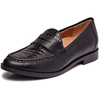 Waverly Croc Black