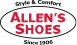 Allens Shoes